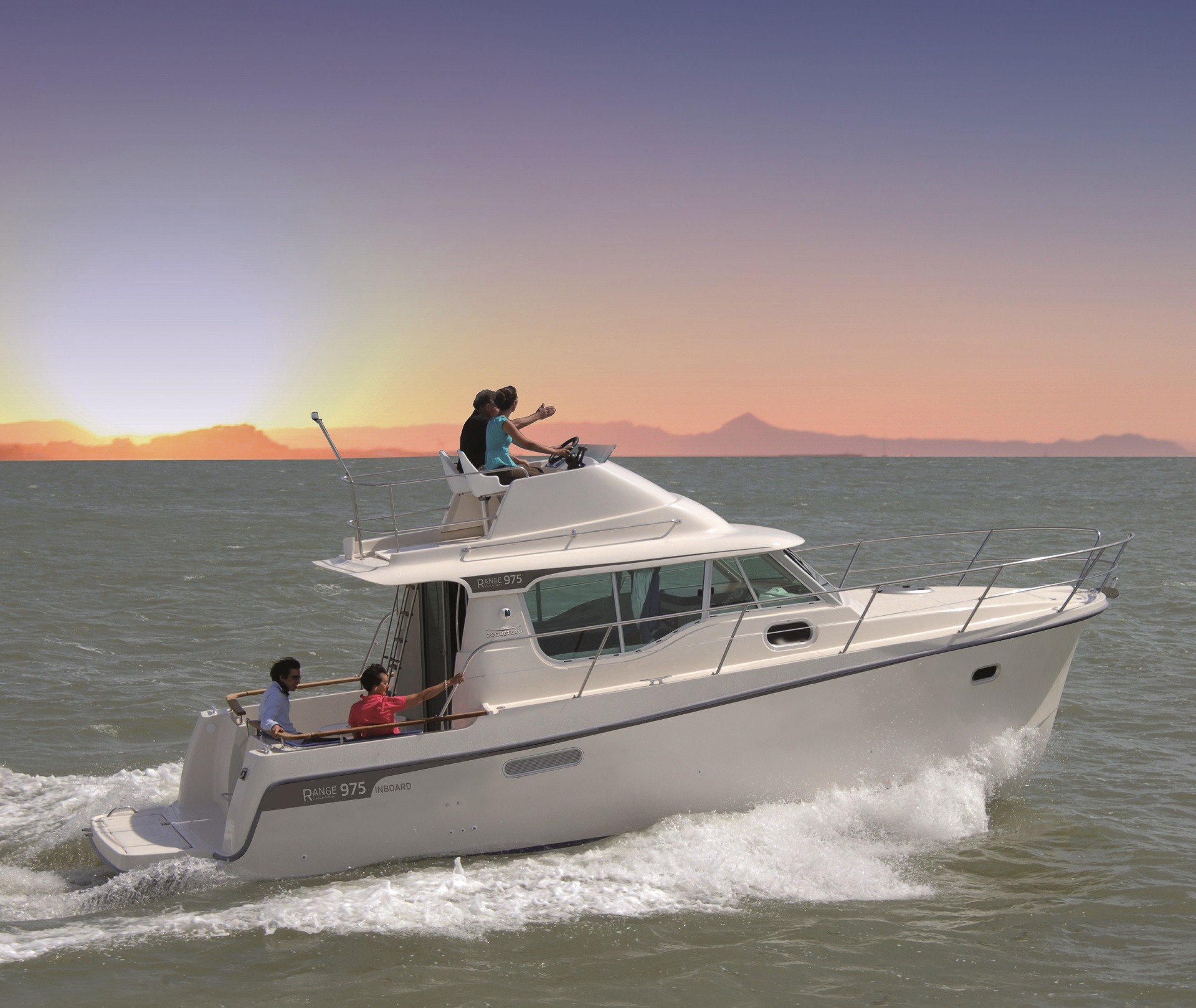 NEW RANGE CRUISER OCQUETEAU