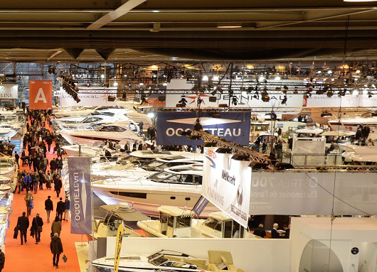 Salon Nautique de Paris 2015
